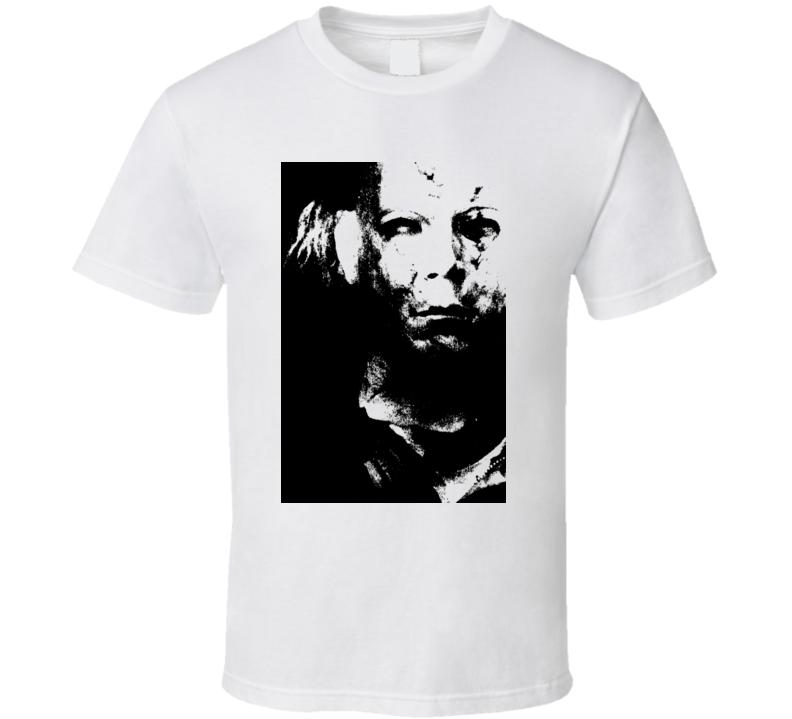 Halloween II Horror Movie Michael Myers T Shirt