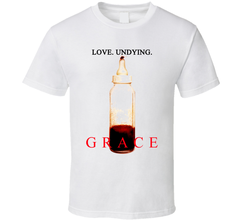 Grace Horror Cult Movie T Shirt