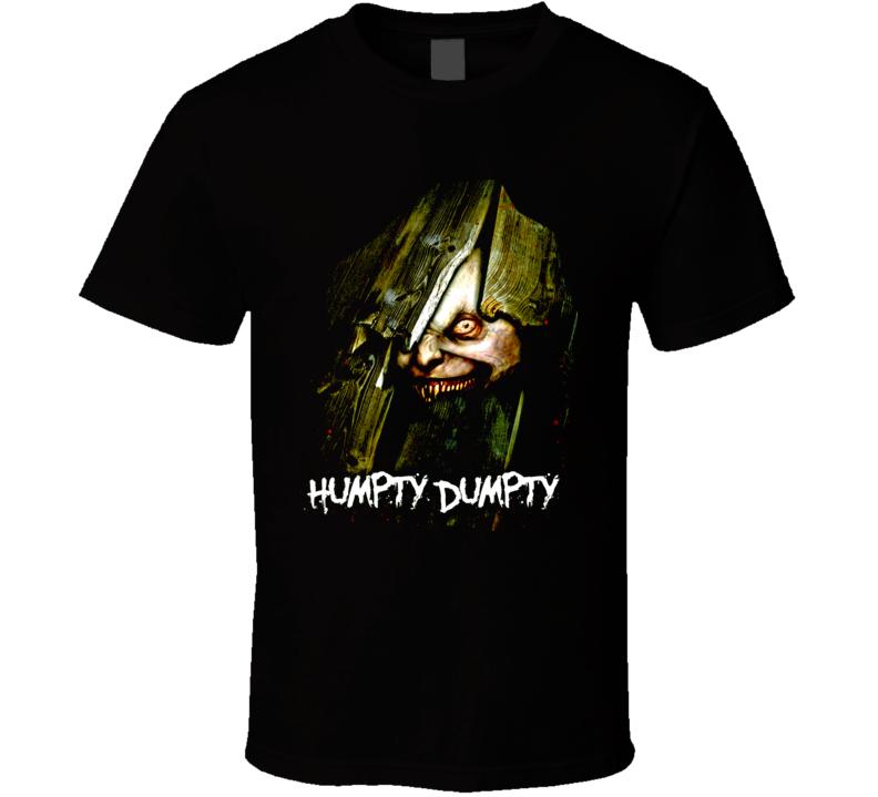 Humpty Dumpty Horror Movie T Shirt