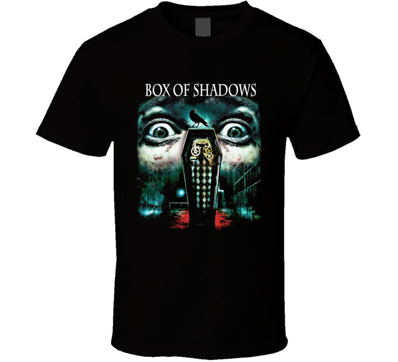 Box Of Shadows Horror Movie Classic T Shirt