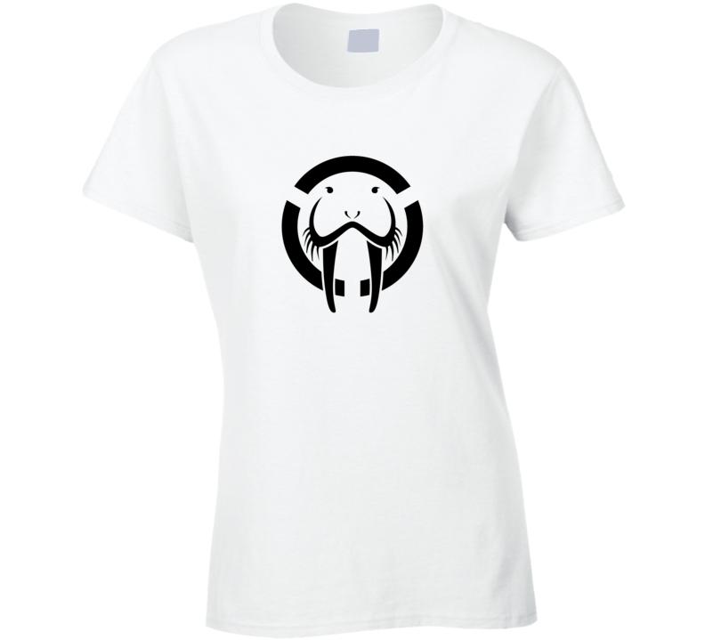 Walrus Wikimedia T Shirt