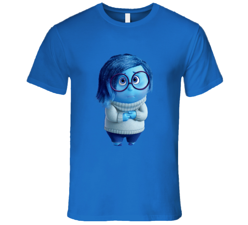 Sadness Inside Out Halloween T Shirt