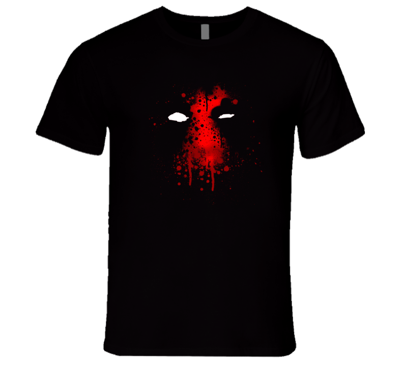 Deadpool Halloween Costume T Shirt