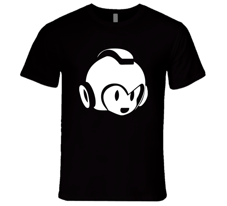 Megaman Costume Halloween T Shirt