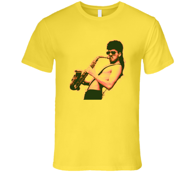 Sexy Sax Man Costume T Shirt