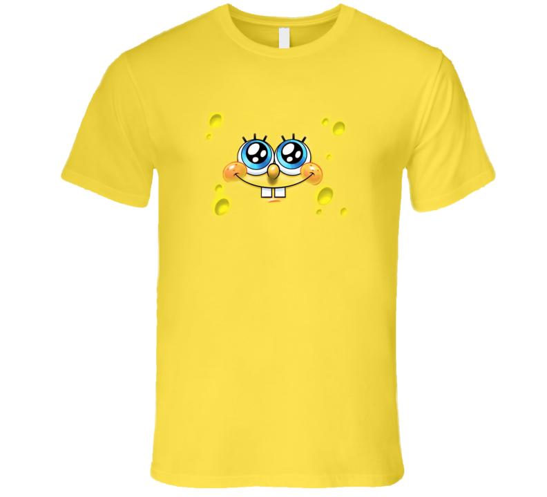 Sponge Bob Square Pants Halloween Costume T Shirt