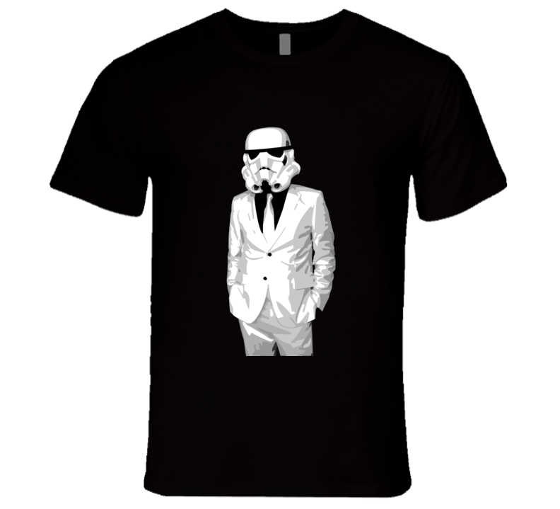 Storm Trooper Star Wars Funny T Shirt