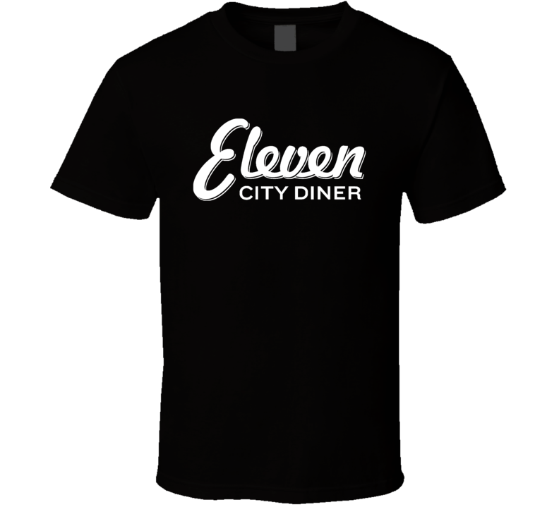 Eleven City Diner Los Angeles Restaurant Cool T Shirt