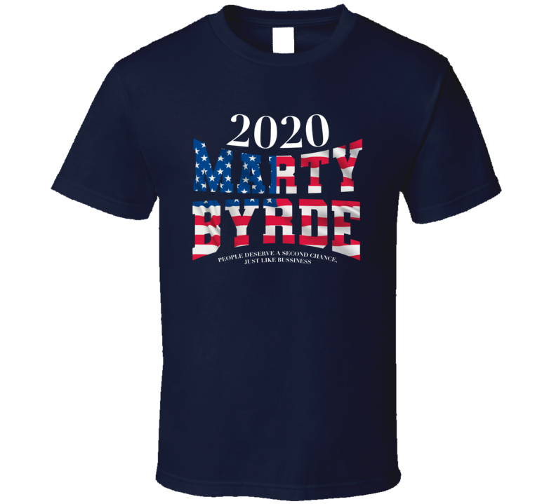 Marty Byrde For President 2020 Ozark Tv T Shirt