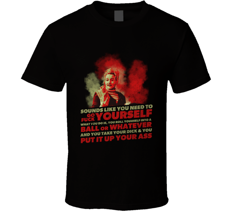 Ruth Langmore Go F Yourself Ozark Season 3 T Shirt