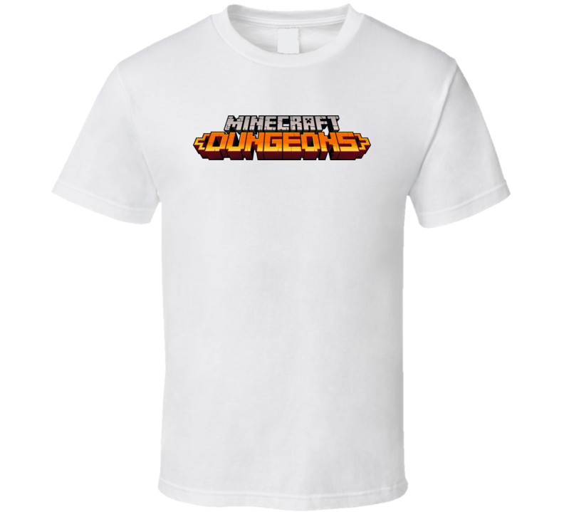 Minecraft Dungeons Best Video Games 2020 T Shirt