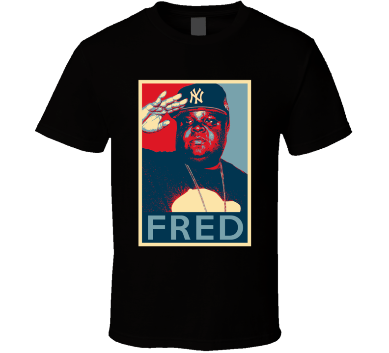 Fred The Godson Rip Memorial Hope Poster Rapper Fan T Shirt