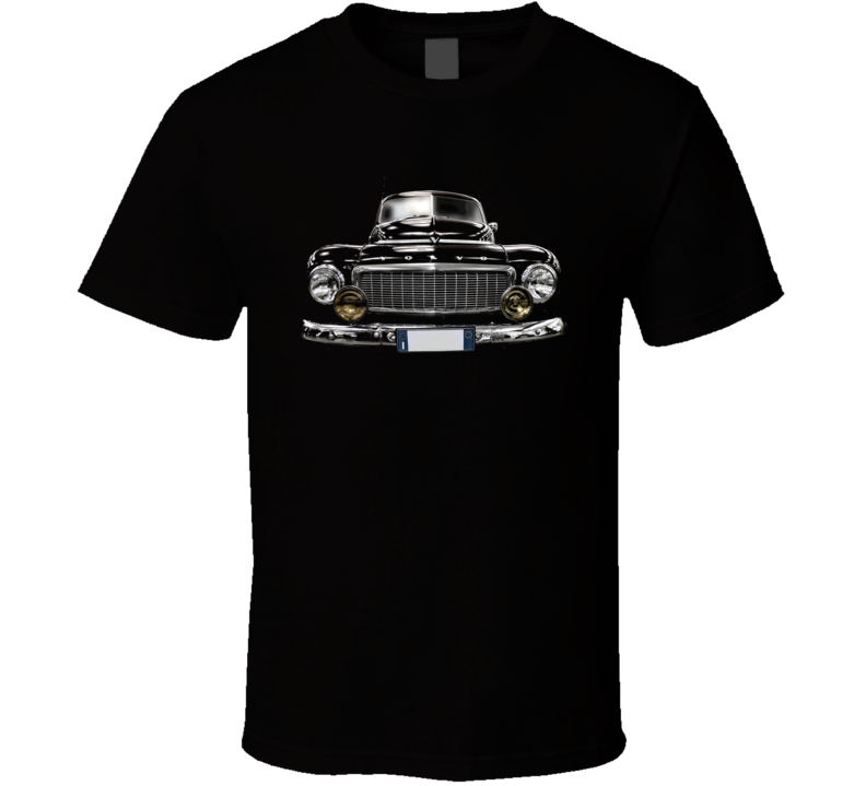 Volvo Classic Collectible Car Front T Shirt