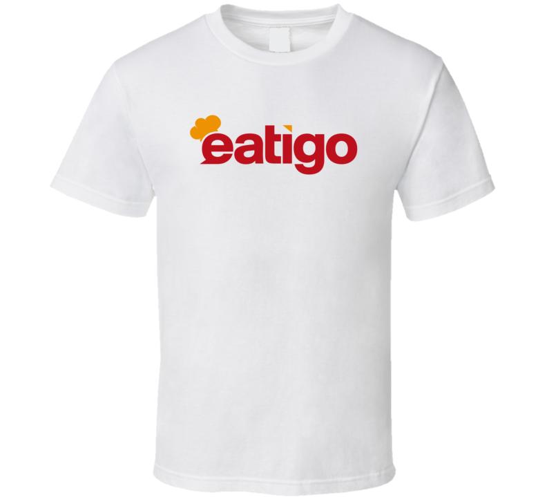 Eatigo E Commerce Company Startup New Business T Shirt