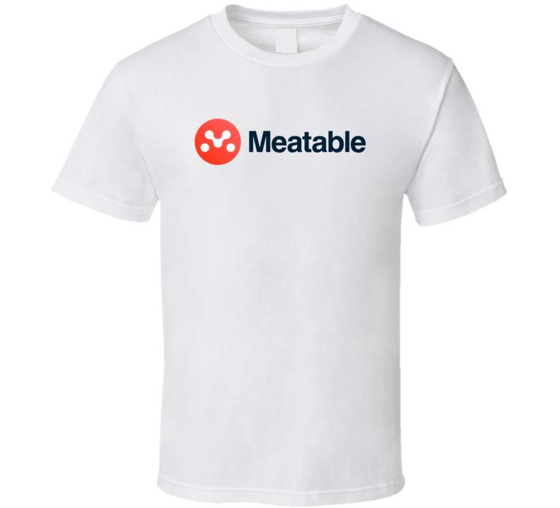 Meatable Food And Beverage Company Startup New Business T Shirt