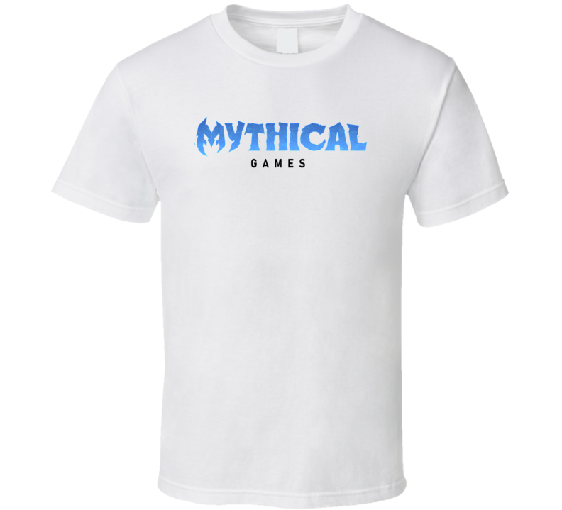 Mythical Games Blockchain Company Startup New Business T Shirt
