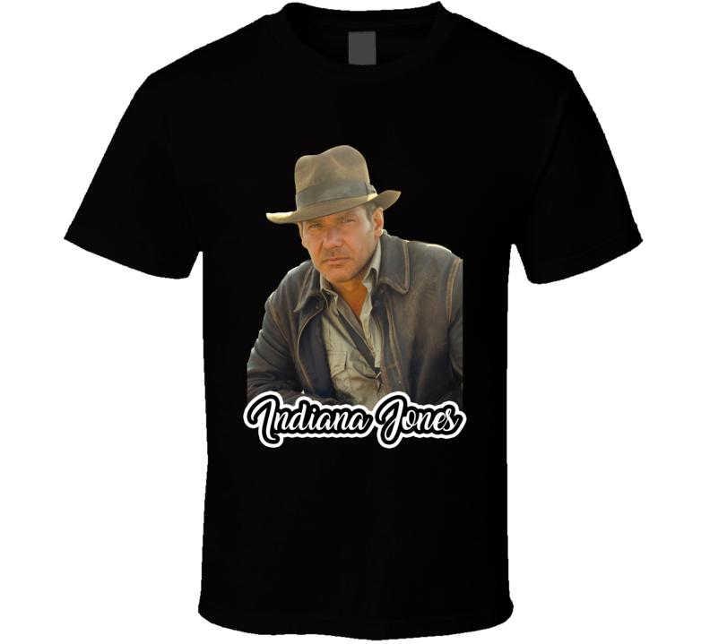 Indiana Jones Best Movie Character T Shirt