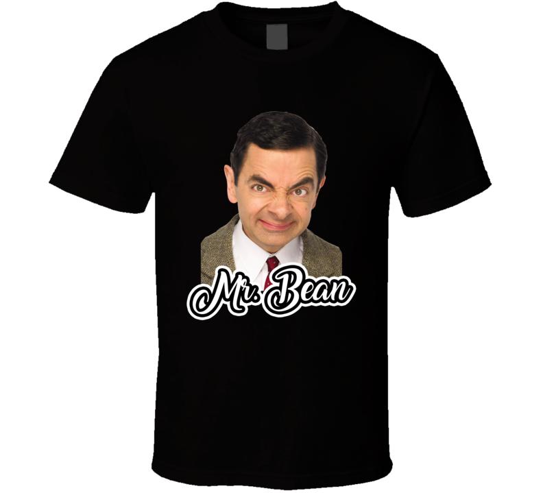 Mr Bean Best Movie Character T Shirt