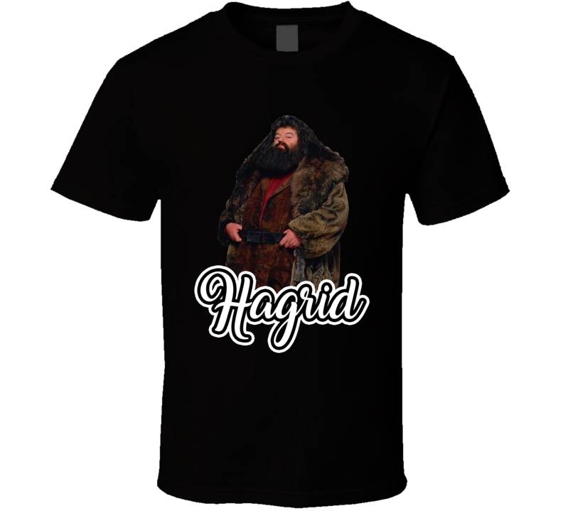Rubeus Hagrid Harry Potter Best Movie Character T Shirt