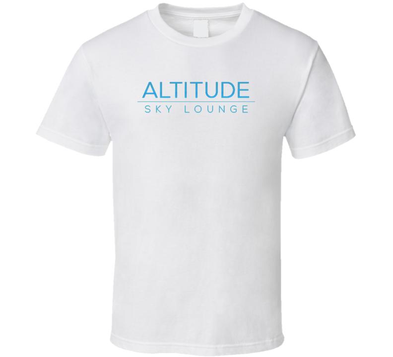 Altitude San Diego Restaurant Cool T Shirt
