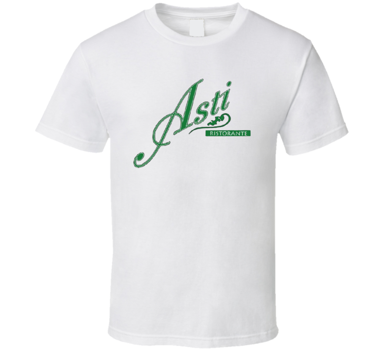 Asti Ristorante San Diego Restaurant Cool T Shirt
