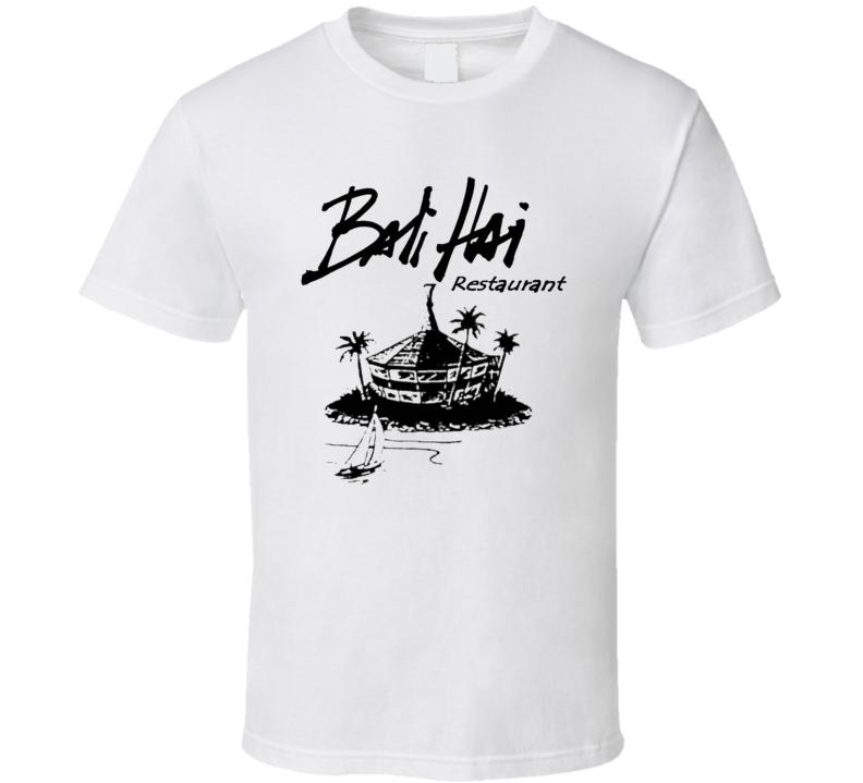 Bali Hali San Diego Restaurant Cool T Shirt