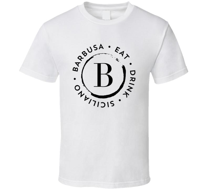 Barbusa San Diego Restaurant Cool T Shirt