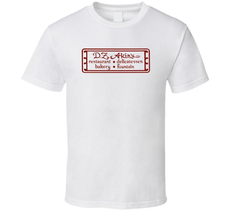Dz Akins Delicatessen San Diego Restaurant Cool T Shirt
