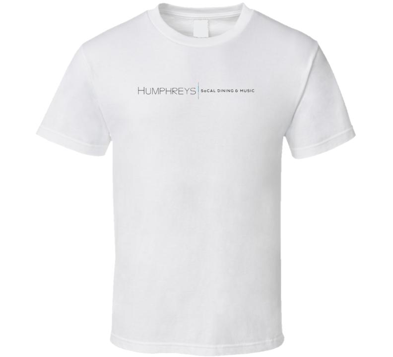 Humphreys San Diego Restaurant Cool T Shirt