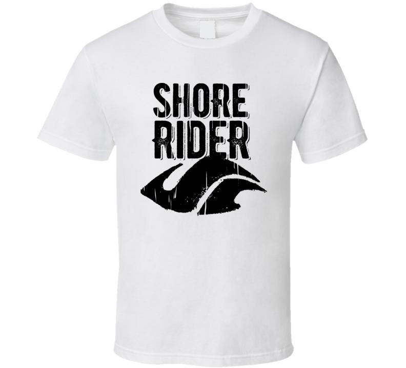 Shore Rider San Diego Restaurant T Shirt