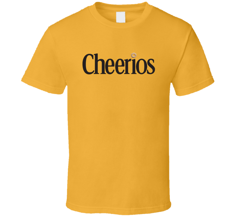 Cheerios Cereal T-shirt