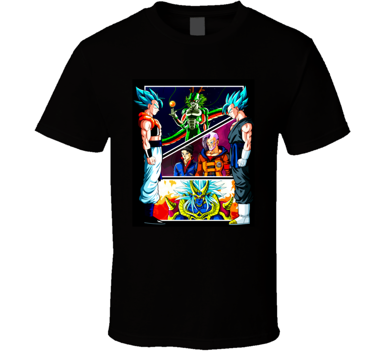goku vegeta dragon ball super shirt t-shirt tee