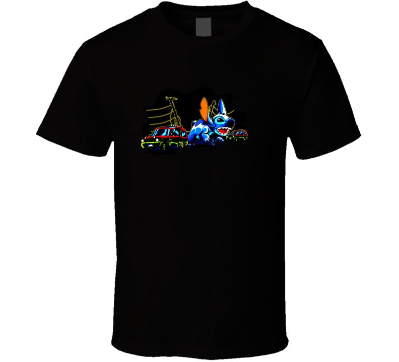 bad lilo and stitch t-shirt