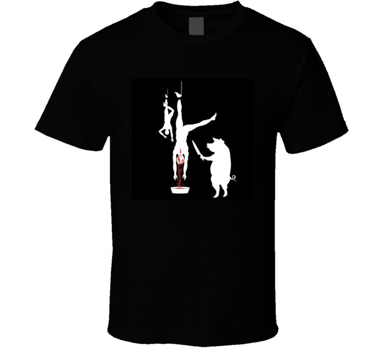 nasty pig bbq revenge t-shirt