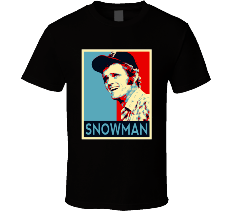 jerry reed snowman smokey hope obama joe t shirt