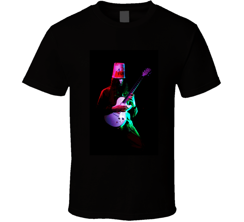 Music Rock Legend Buckethead Magic T Shirt