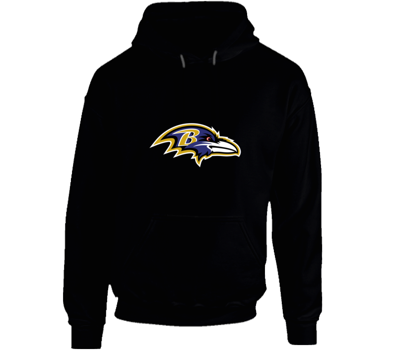 NFL Baltimore Ravens Football Pullover Hoodie hq