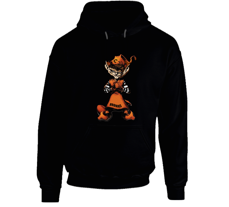 NFL Cleveland Browns Football Pullover Hoodie d