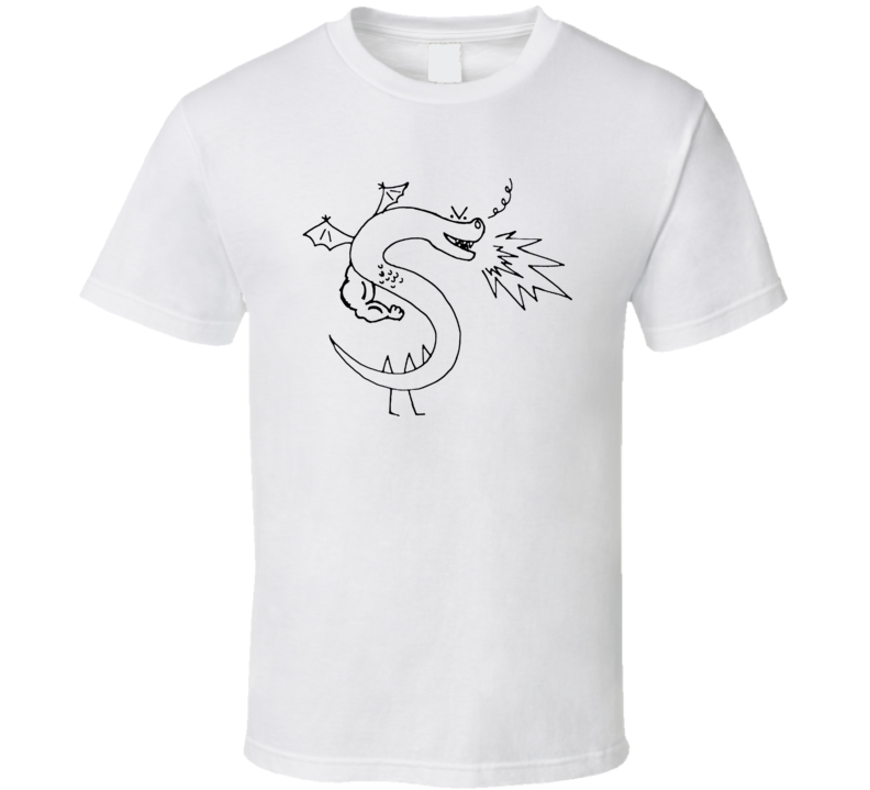 Trogdor The Burninator! Homestar Runner T Shirt