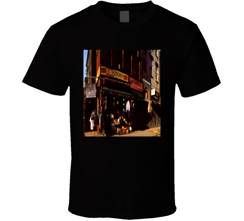 Beastie Boys Pauls Boutique Album T Shirt