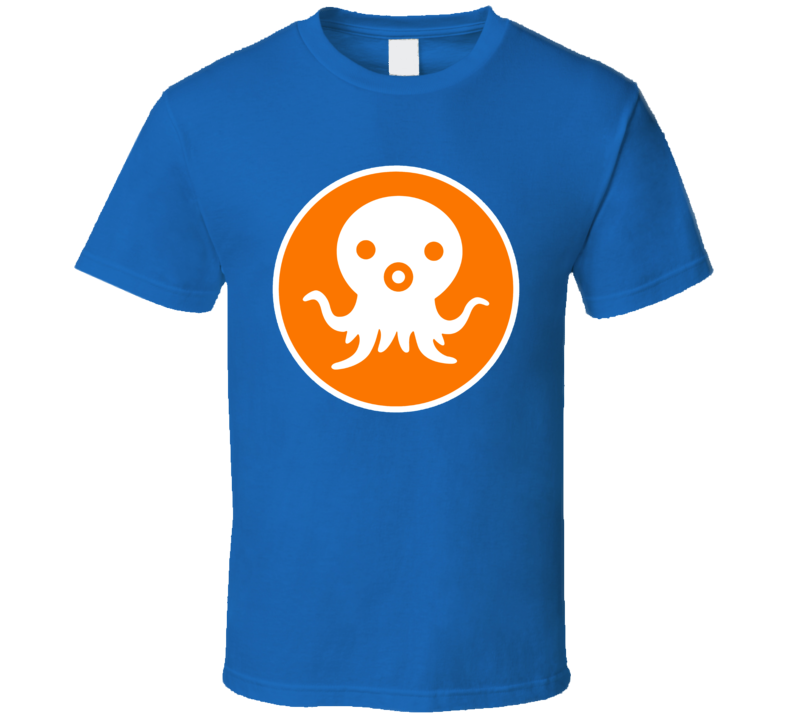 The Octonauts Cartoon Logo T Shirt
