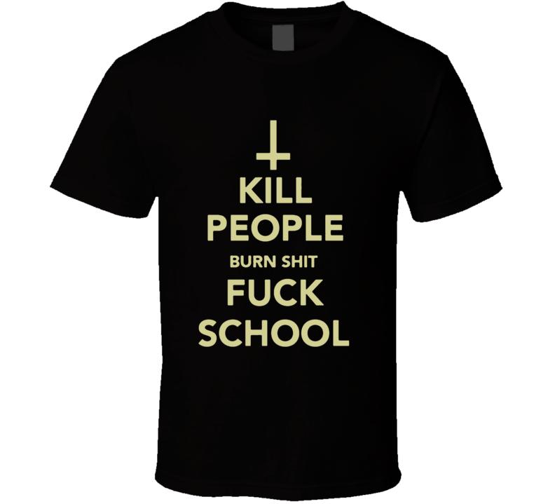 OFWGKTA Wolf Gang Radical Hip Hop Rap T Shirt