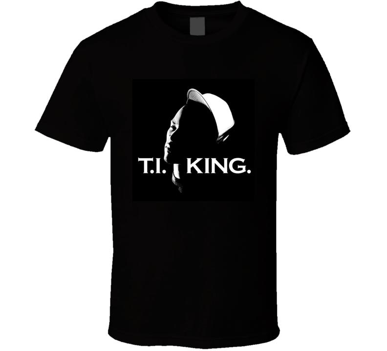 Ti Rapper Music T I Hip  T Shirt