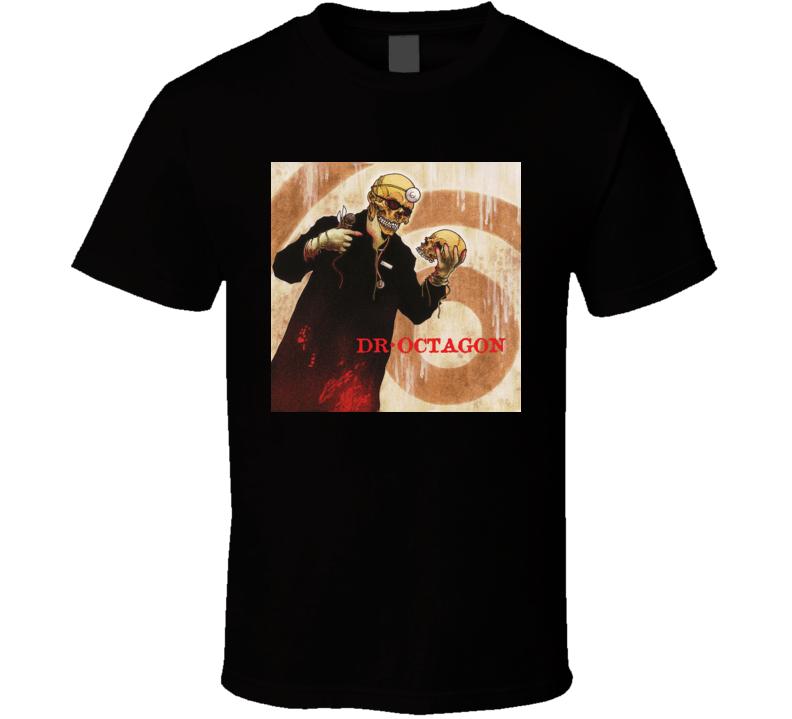 Octagonecologyst Dr Octagon Album T Shirt
