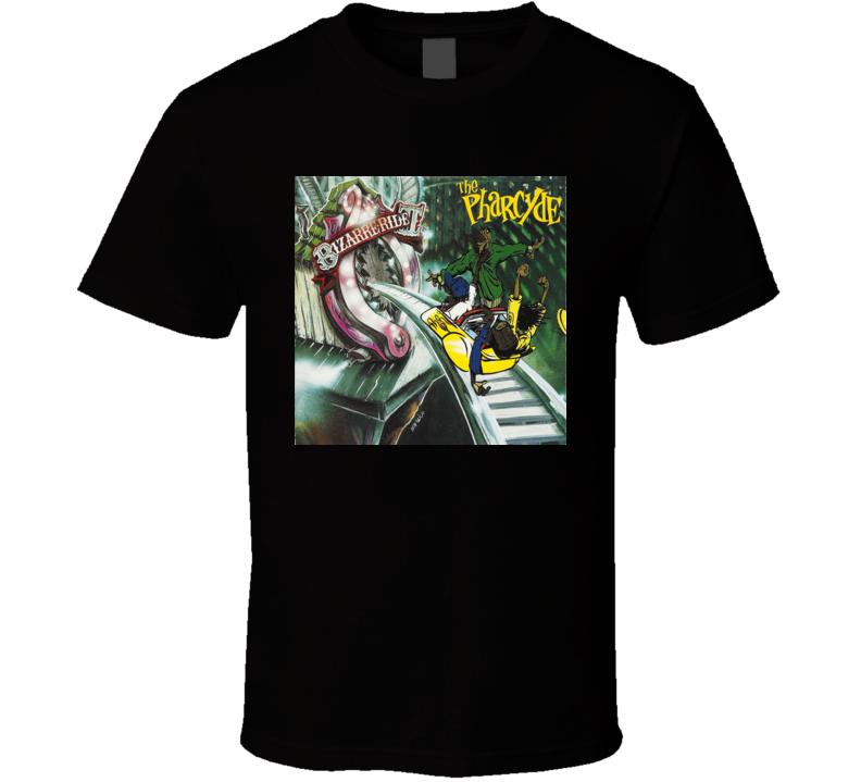 Bizarre Ride Ii The Pharcyde Album T Shirt