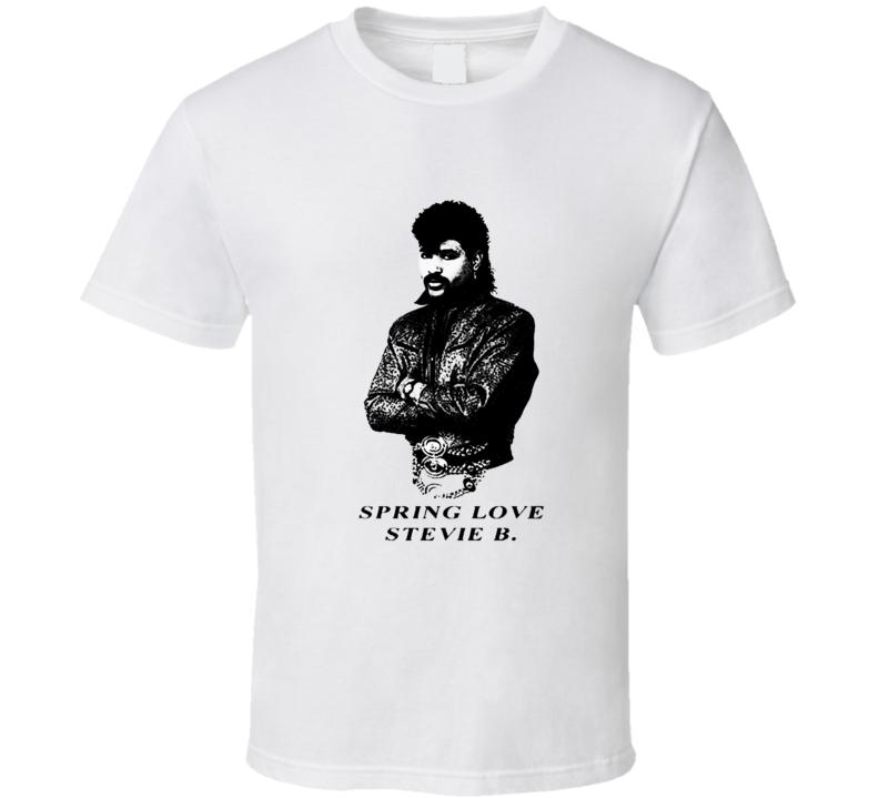 Stevie B Freestyle Guido Spring Love T Shirt