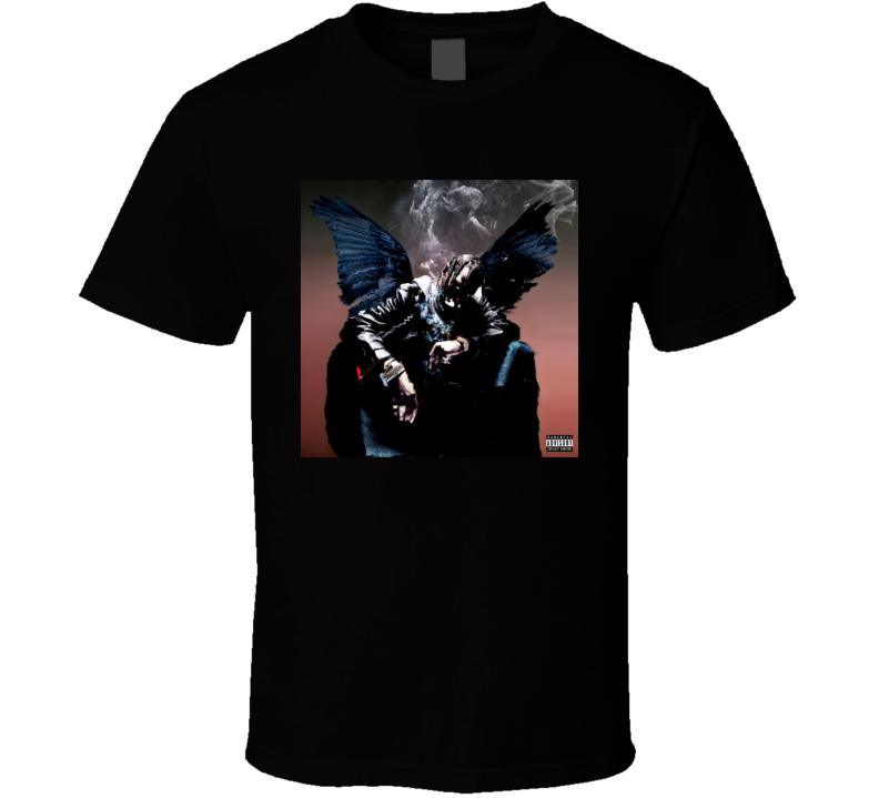 Birds In The Trap Sing McKnight Travis Scott Album T shirt