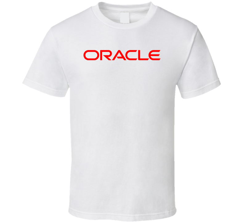 Oracle Logo T-shirt