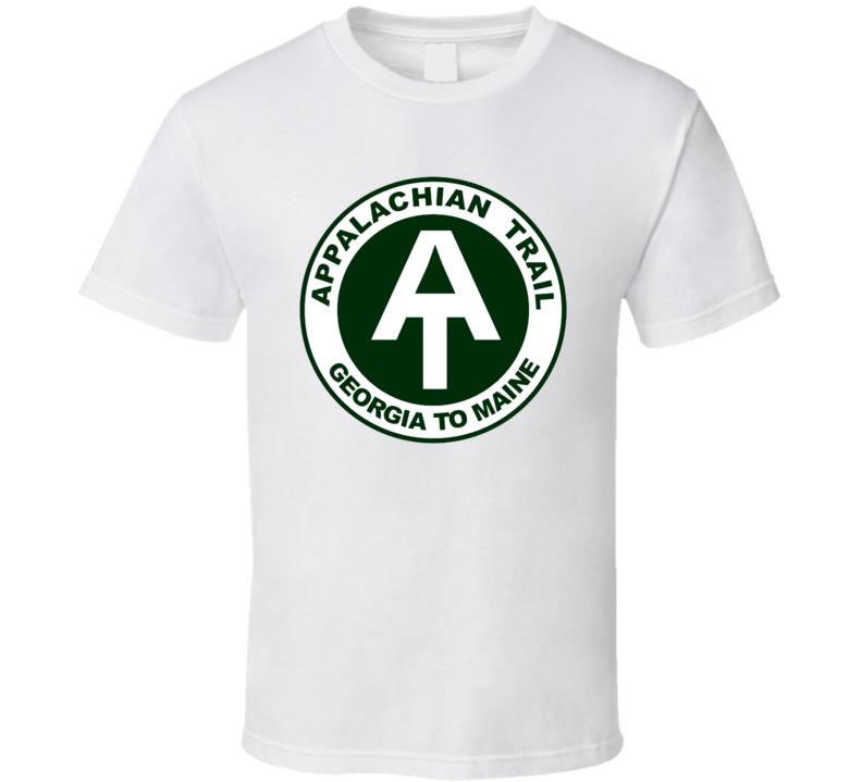 Appalachian Trail Decals T Shirt