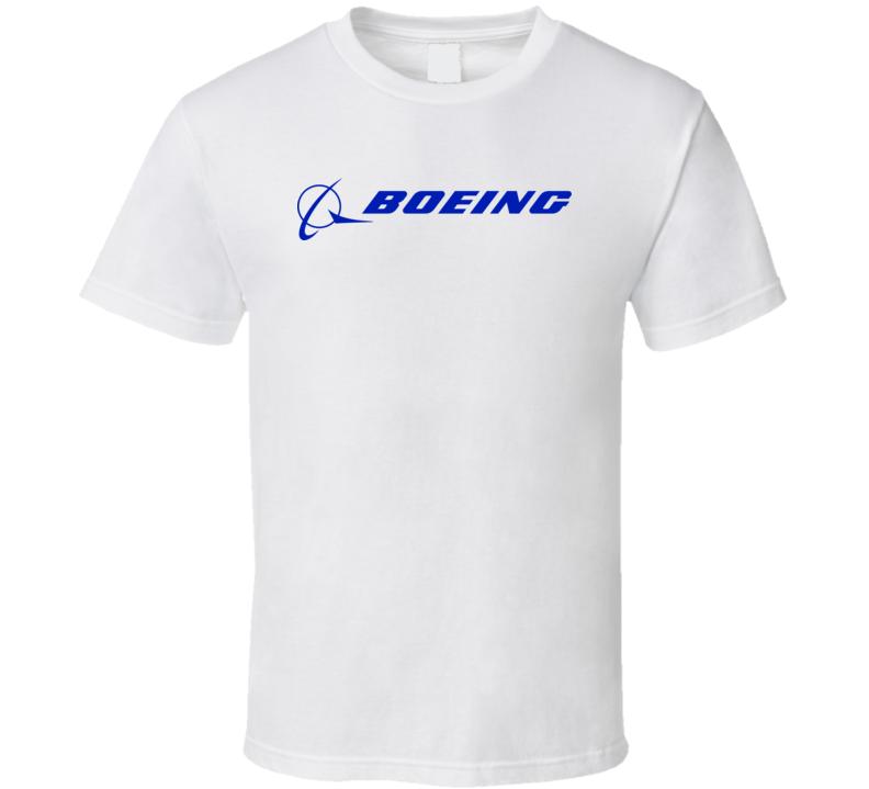 Boeing Aircraft T Shirt